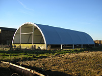 Duraweave® Agricultural Buildings  by Fortnum & Woolley